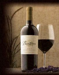 Bonterra Vineyards Merlot Organic